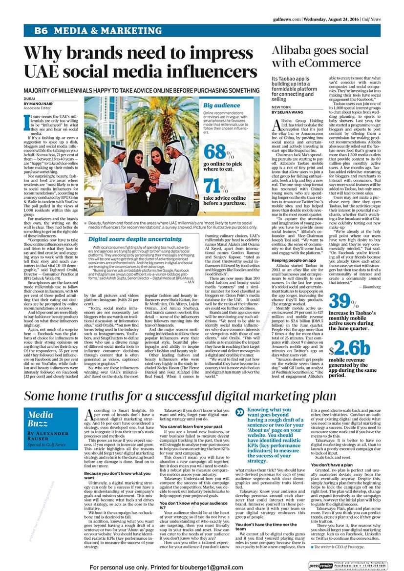 Prototype - Gulf News - 24 August 2016 - Page 6