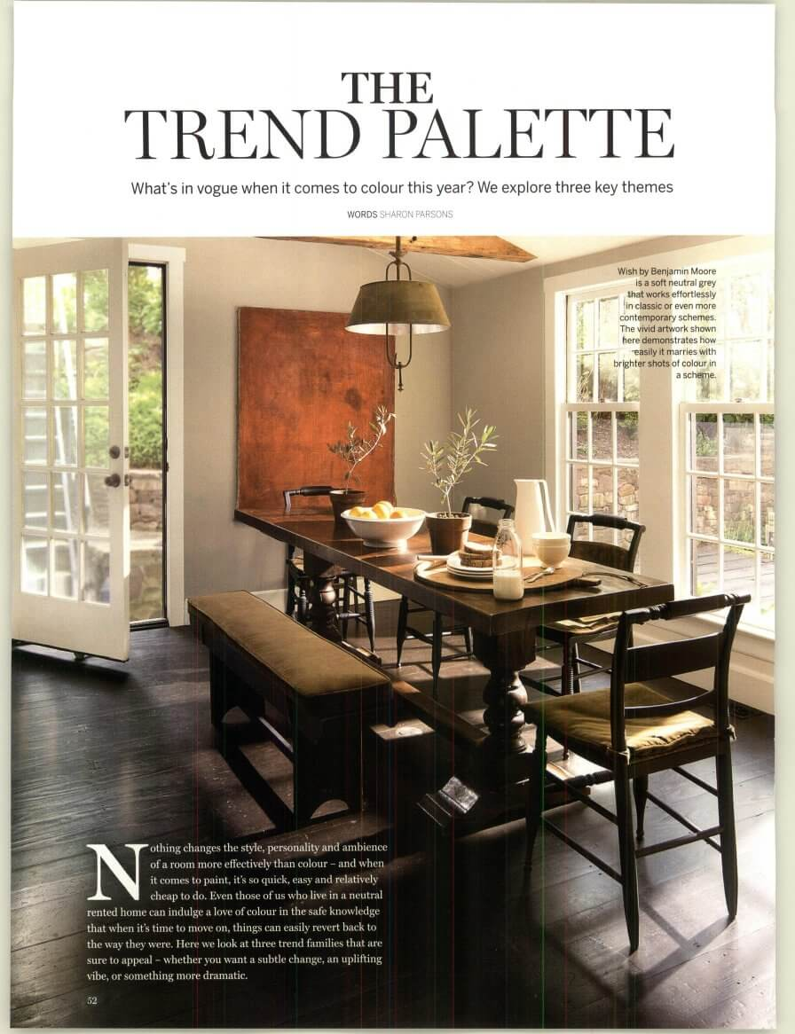 Benjamin Moore - InsideOut- January 2017 - Page 52
