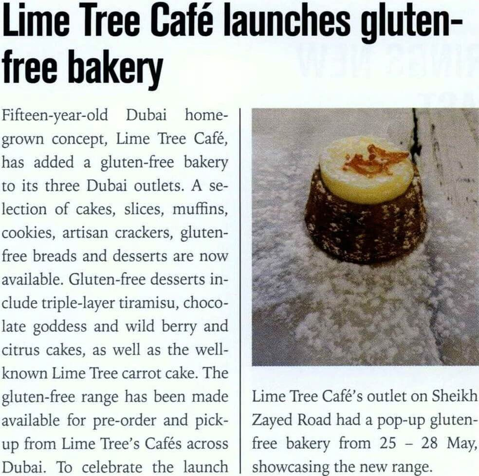 Lime Tree Cafe - Caterer ME - 14 June 2016 - Page 12