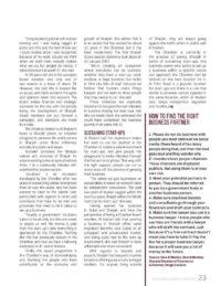 SCCI - Finance ME - January 2017 - Page 23