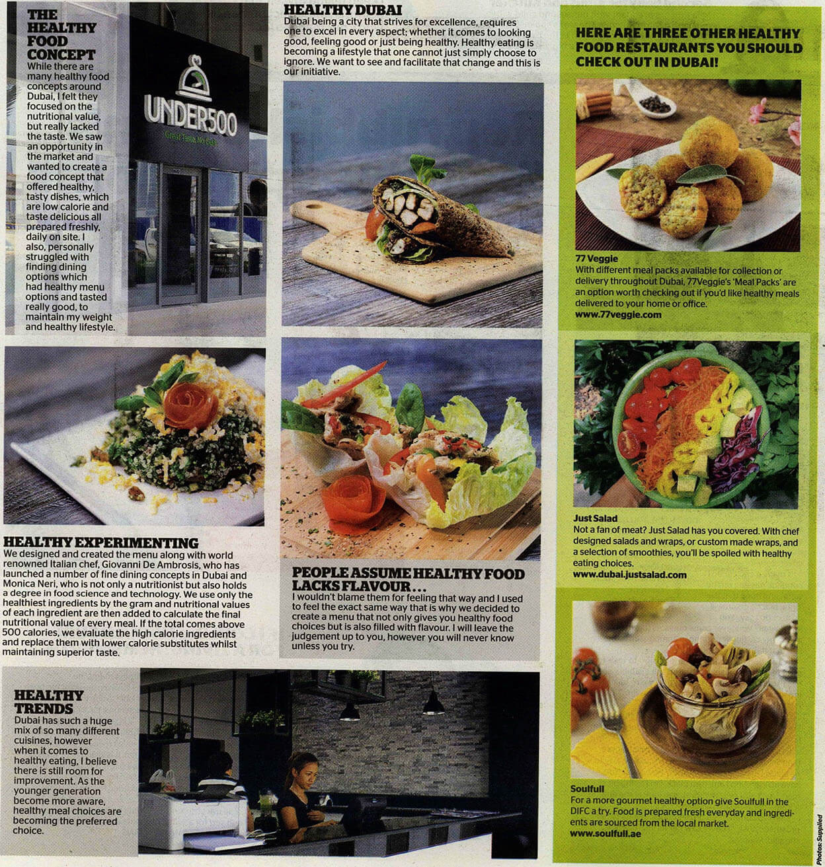 Under 500 - Khaleej Times City Times - 20 June 2016 - Page 7
