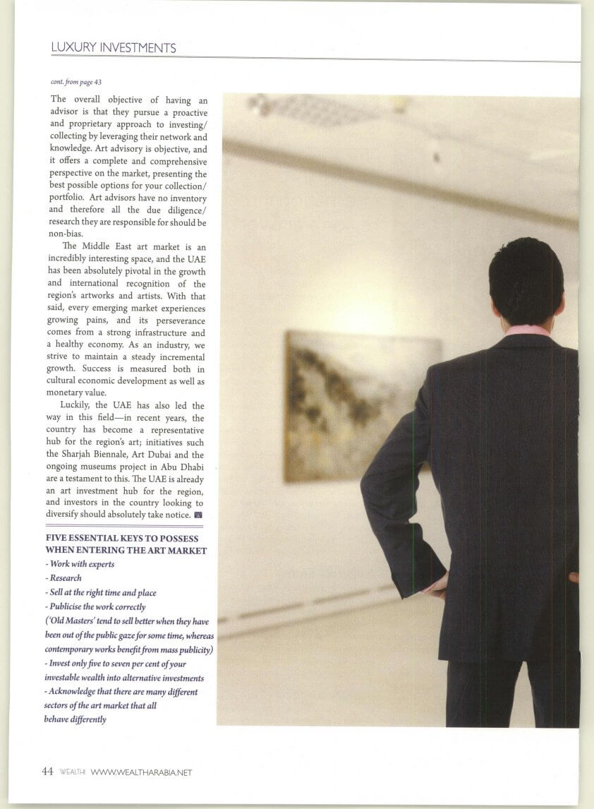 Wealth Arabia - January Coverage - Page 44